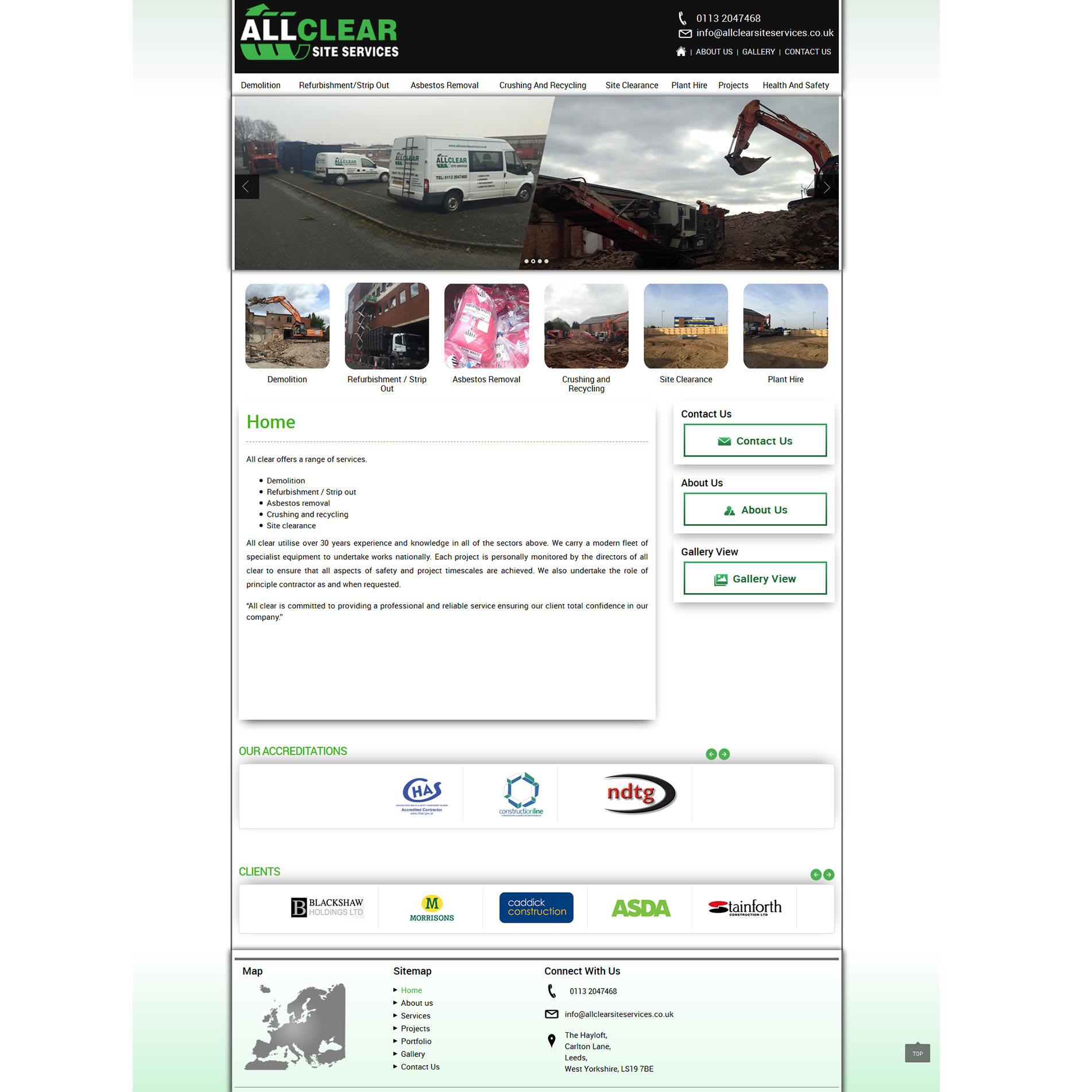 Allclearsite Services
